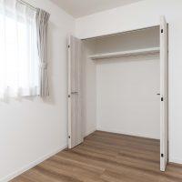 2階主寝室 クローゼット